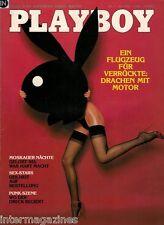 Playboy 7,07/1980 Juli,Eleonora Vallone,Sonia Braga,Laura Gemser,Sirpa Lane