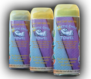 Arctic-CHILL-Towel-Cooling-Cool-Hot-Flashes-Sports-Exercise-STAYS-COOL-1-Towel