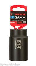 TEKTON 4936 1/2-inch Drive by 36 Mm Deep Impact Socket 6-point