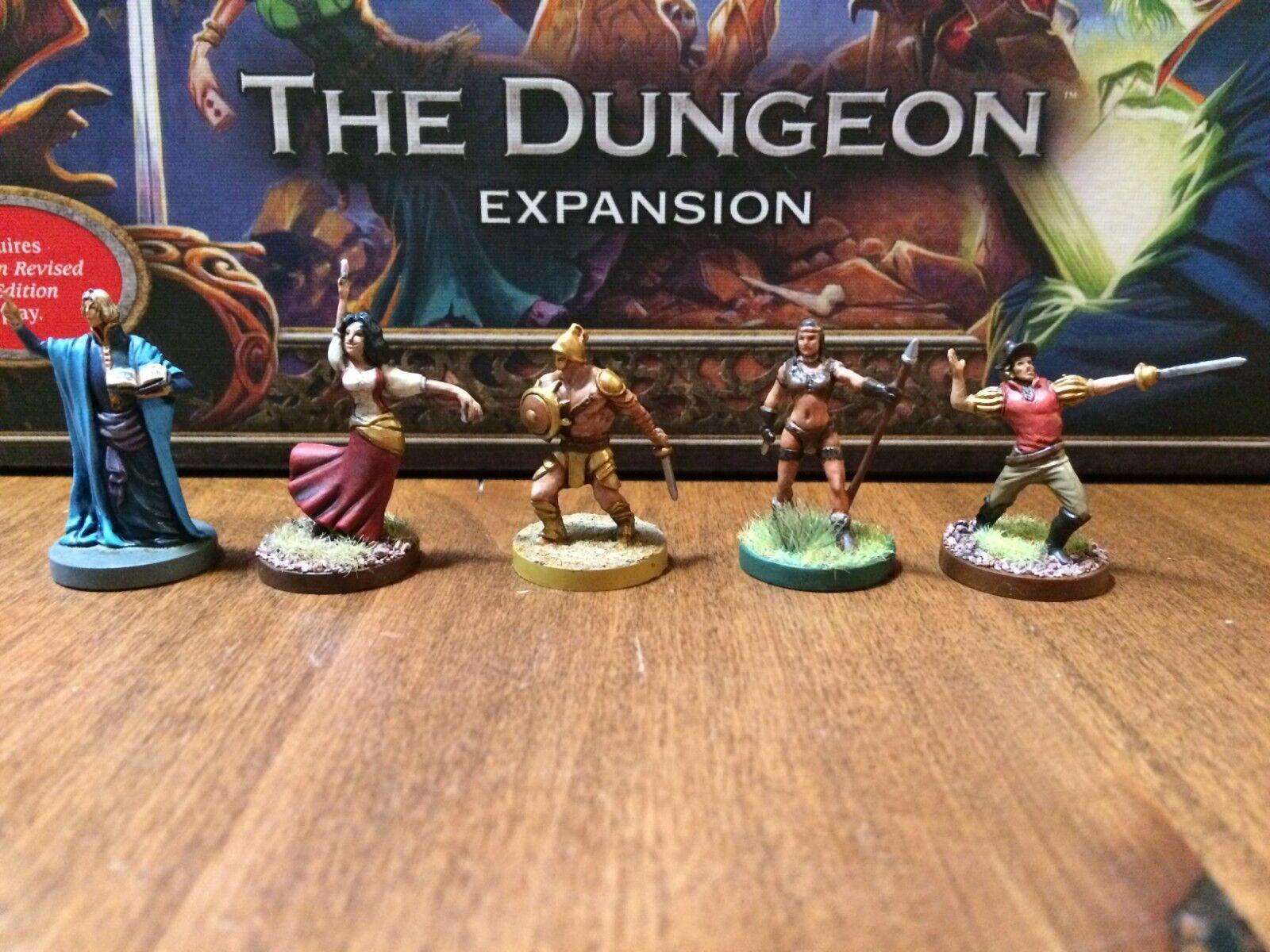 Talisuomo   The Dungeon Expansion - Used - Painted Minis  prezzi bassi di tutti i giorni