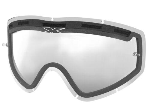EKS GOX//EKS-S//Snow-X//Beer Optics Winter Dual Pane Vented Lens Clear