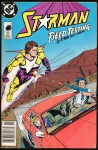 DC-Comics-Starman-2-November-1988-Fine-FN