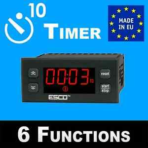 Timer-12V-time-switch-24V-work-time-counter-with-alarm-buzzer-time-delay-relay