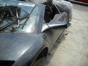 2008 Lamborghini Murcielago Lp640 Roadster Driver Complete Door