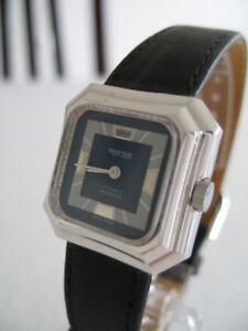 NOS-VINTAGE-NEW-RESTON-ST-STEEL-WATCH-SWISS-1960-039-S