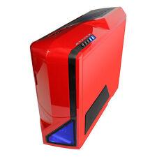 NZXT Phantom chasis de torre completa Juegos PC Case-Rojo