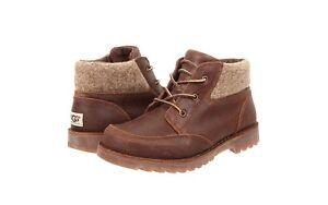 8296c6effb7 UGG Australia Kids K Orin Wool Suede Boot 1008001K in Chocolate Size ...