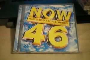 NOW THAT'S WHAT I CALL MUSIC! 46 DOUBLE CD VGC