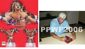 WWE-ULTIMATE-WARRIOR-HAND-SIGNED-AUTOGRAPHED-8X10-PHOTO-WITH-HOLOGRAM-AND-COA-2