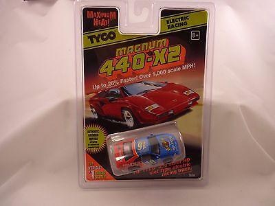 Tyco Magnum 440-x2 #39256 1/ea Primstar Das Familien Kanal Nascar Spielzeug