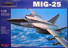 Mig-25 FOXBAT 1/72 ZhengDefu