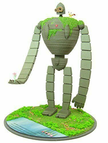 Details about  /Ghibli Museum Limited  Laputa Castle in the Sky Robot Army Jewelry Tray New