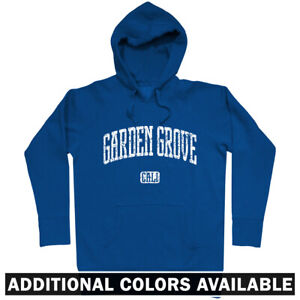 Garden Grove California Hoodie Hoody Men S 3xl Gift Big