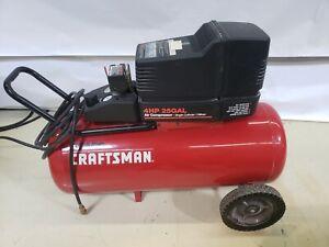 Craftsman 4 Hp 25 Gal Air Compressor Model 15292 Ebay