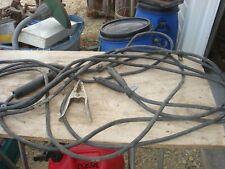 40 Plus Vintage Welding Rod Welder Electrode Leads Cable Holder Stinger Tweco