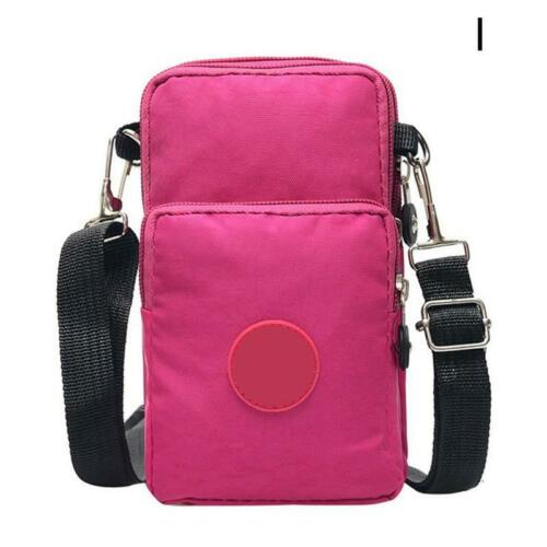Women Cross Body Cell Phone Shoulder Strap Wallet Pouch Purse Mobile-Phone Bags