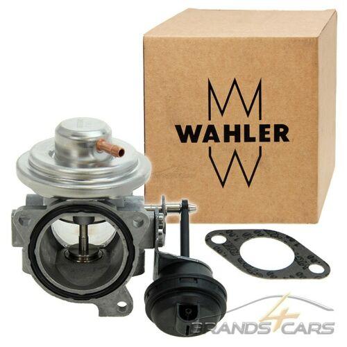 WAHLER AGR VENTIL VW LUPO 6X 6E 1.2 TDI 3L 1.4 TDI