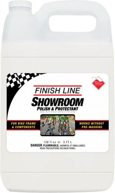 New Finish Line Showroom Polish and Predectant Cleaner 1 Gallon