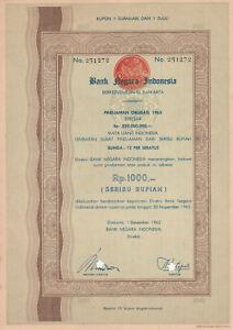 Bank-Negara-Indonesia-Bond-1962-Jakarta-Rp-1000-No-251272
