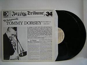 Il-Idispensable-Tommy-Dorsey-Volumi-1-2-1935-37-Rca-NL89752-2-Doppio-LP