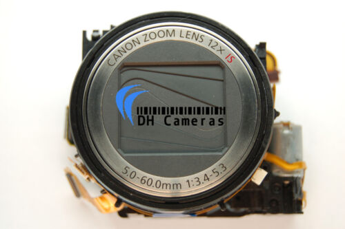 Canon Powershot SX200 IS Camera Zoom Lens Unit Assembly with CCD Genuine A0457