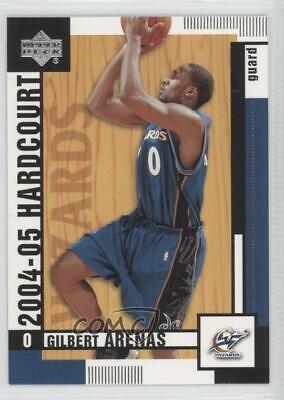 Gilbert Arenas 2004-05 Upper Deck R-Class # 88 Basketball Card