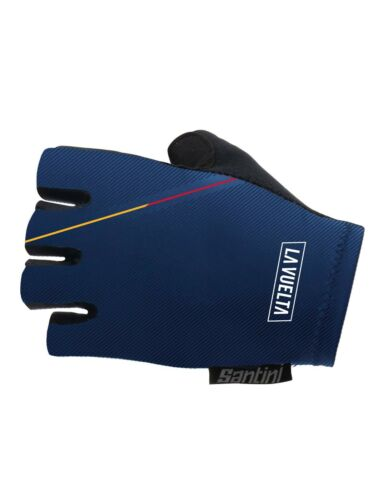 2018 La Vuelta Cero CYCLING GLOVES - Made in Italy by Santini