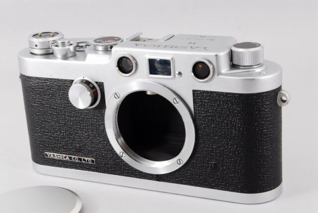 【Excellent +++++】YASHICA YE Rangefinder Camera Body from Japan #1137