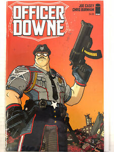 Officer Downe #1 One-Shot Comic Book Image 2010