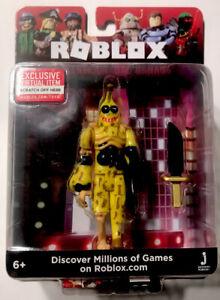 Roblox Darkenmoor Bad Banana Action Figure 191726015079 Ebay