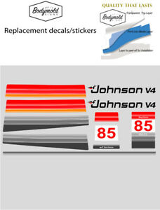 Johnson-1980-85hp-Replacement-Outboard-Decals-stickers