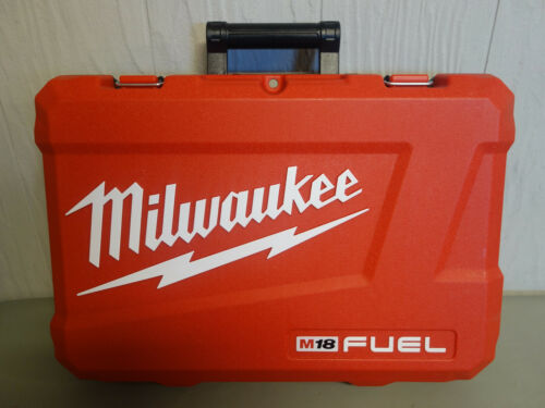 Milwaukee M18 Fuel Hard Plastic Tool Case Only 2997-22 2853-20 2804-20 2853-22