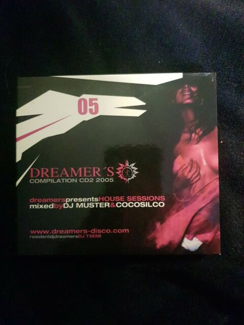 House music cd Dreamers Compilation cd2 2005