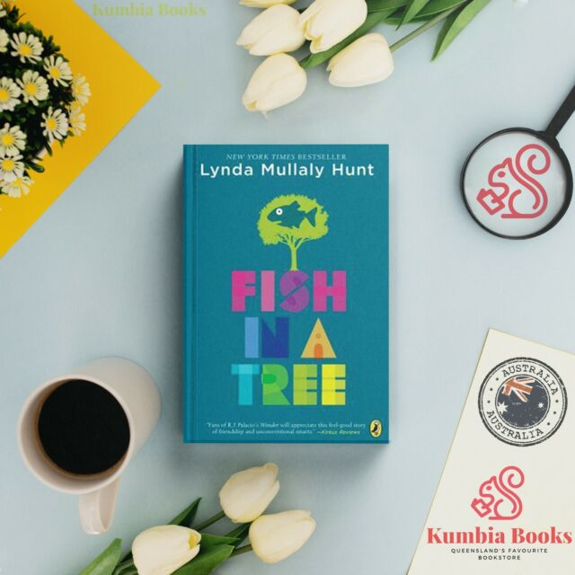 NEW Fish In A Tree By Lynda Mullaly Hunt Paperback Book | Free Postage AU