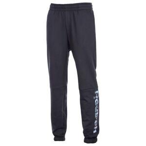 Reebok-Men-039-s-Logo-Fleece-Pants-Black-BR9867