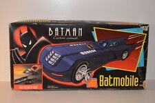 0017 Batman Animated Series Batmobile NEW - Kenner