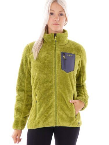 Giacca Di Pile Caldo Verde Climaprotect Cmp Casual Funzionale IgYb6f7yv