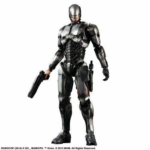 Square Enix Play Arts Kai Robocop 1 0 Action Figure For Sale Online Ebay