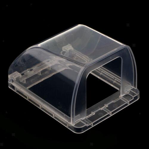 Steckdose Schutz Abdeckung Kabel Management Aufbewahrungsbox Kabel Organizer