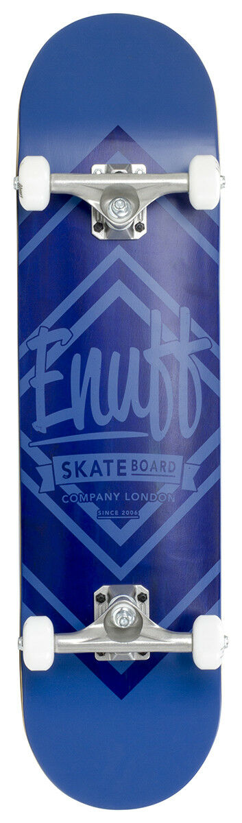 Enuff Diamond Complet Logo Skateboard Complet Diamond - Bleu 118175
