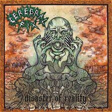 CEREBRAL FIX - Disaster Of Reality  [BLACK Vinyl] LP
