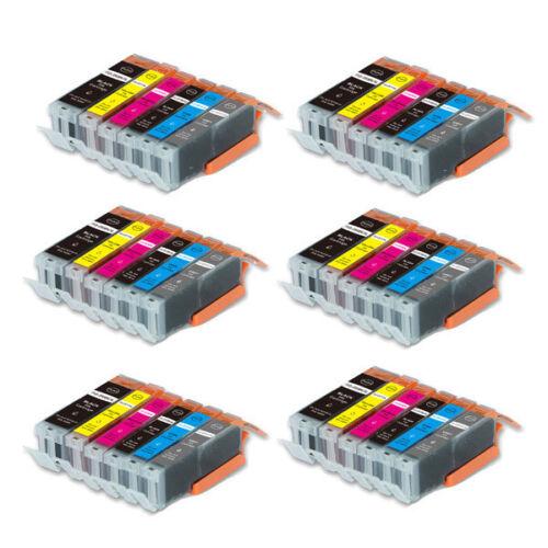36 PK Printer Ink Compatible for Canon PGI-250 CLI-251 MG7120 MG7100 MG7520