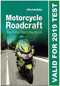 Police Motorcycle Roadcraft Book
