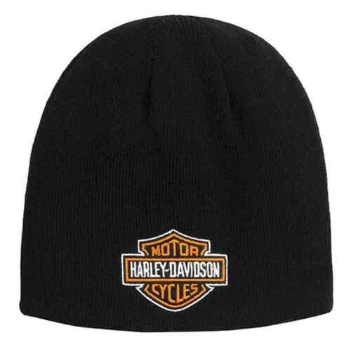 Harley-Davidson Screamin/' Eagle Performance Reversible Knit Hat Beanie