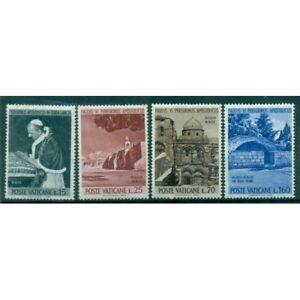 Vatican-1964-Mi-n-442-445-034-Viaggi-del-Papa-034-Paul-VI