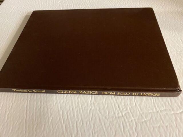 AftTransition to Gliders : A Flight Training Handbook by Thomas L. Knauff...