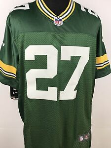 Details about Green Bay Packers Eddie Lacy No 27 Stitched NFL Nike Football Jersey Size 40