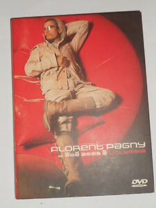 DVD-Pagny-Florent-Live-Olympia-2003-Edition-Double-limitee