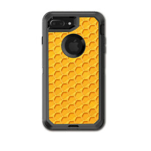 new product 0069c 0395f Details about Skin Decal for Otterbox Defender iPhone 7 PLUS Case / Yellow  Honeycomb