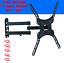 Corner-TV-Wall-Mount-Full-Motion-Bracket-32-39-40-42-46-034-LED-LCD-Flat-Screen
